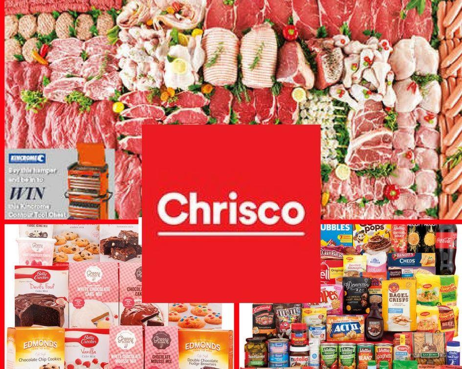 Chrisco vouchers