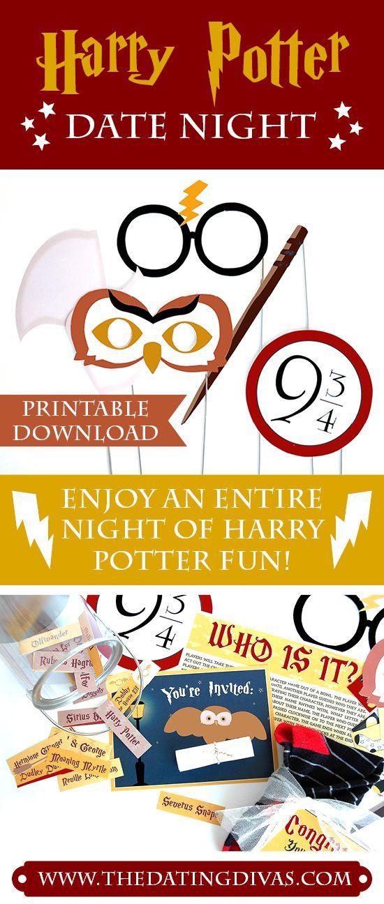 Harry Potter Marathon. ValentinstagUnternehmungenDisney ...