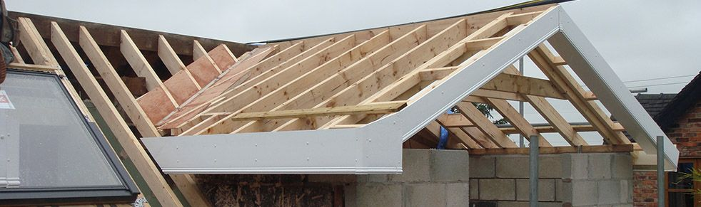 How To Build A Roof Extension in 2020 | Building roof ...