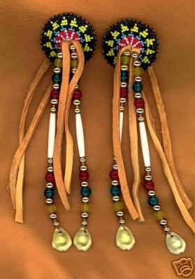 Native American Indian Hair Feathers