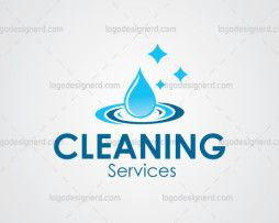 cleaning companies logos