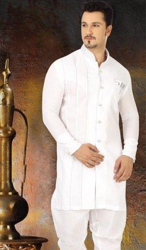 f299cb070d2 Kurta Pajama For Men Designs with Nehru Jacket Punjabi Style Simple Sikh  Designs 2014 with Jacket