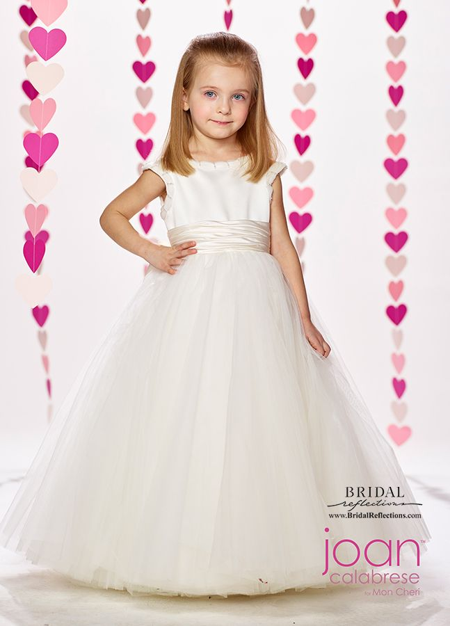 c5bd14ad3 Joan Calabrese Flower Girl Dress Collection | Bridal Reflections ...