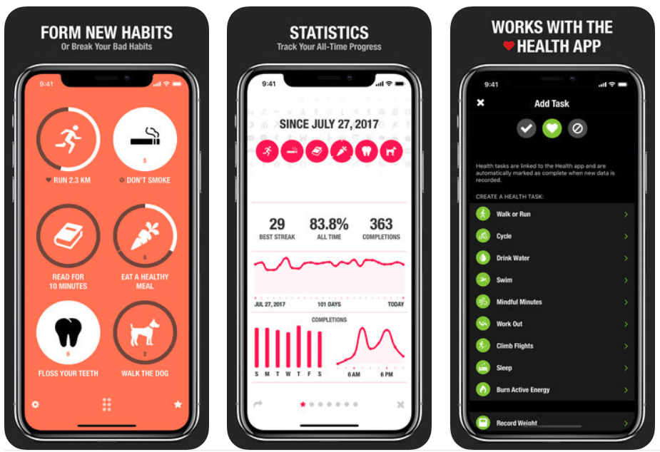 24 Best Habit Tracking Apps You Need in 2020 Good habits