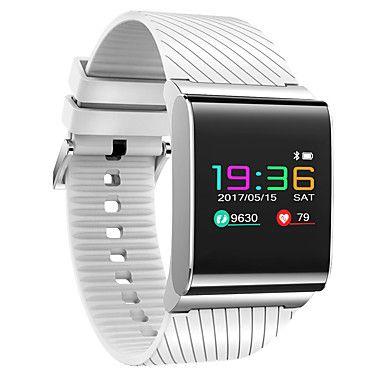 [€34.73] Smart-Armband für iOS / Android Herzschlagmonitor..