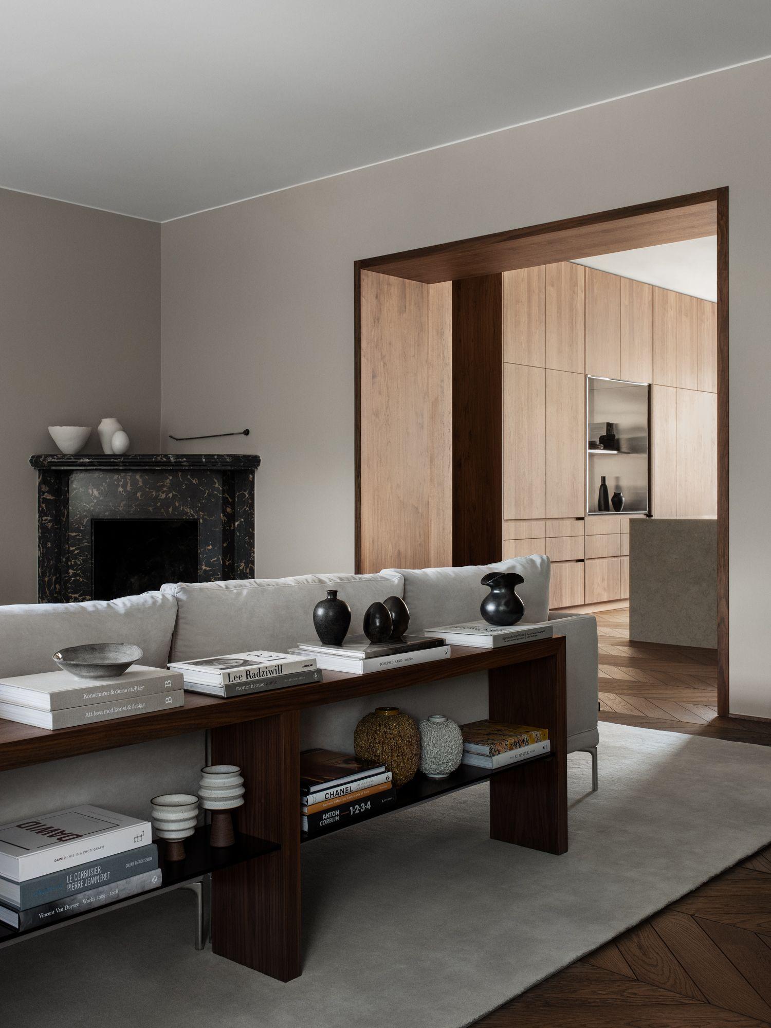 Photo of Strandvägen Home by Liljencrantz Design | est living