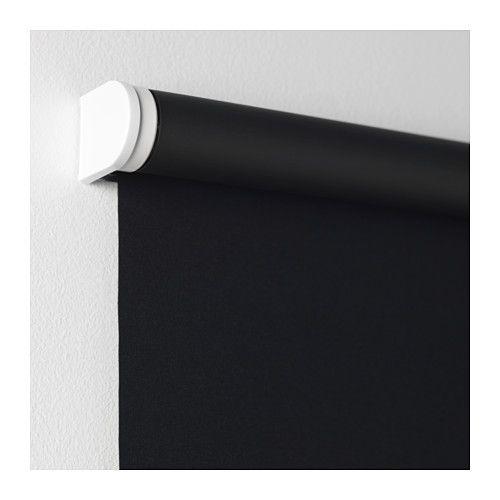 tupplur estor opaco negro. Black Bedroom Furniture Sets. Home Design Ideas