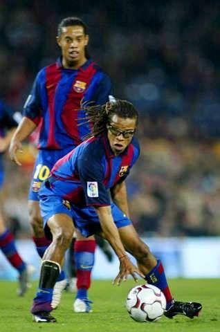 Davids i Ronaldinho