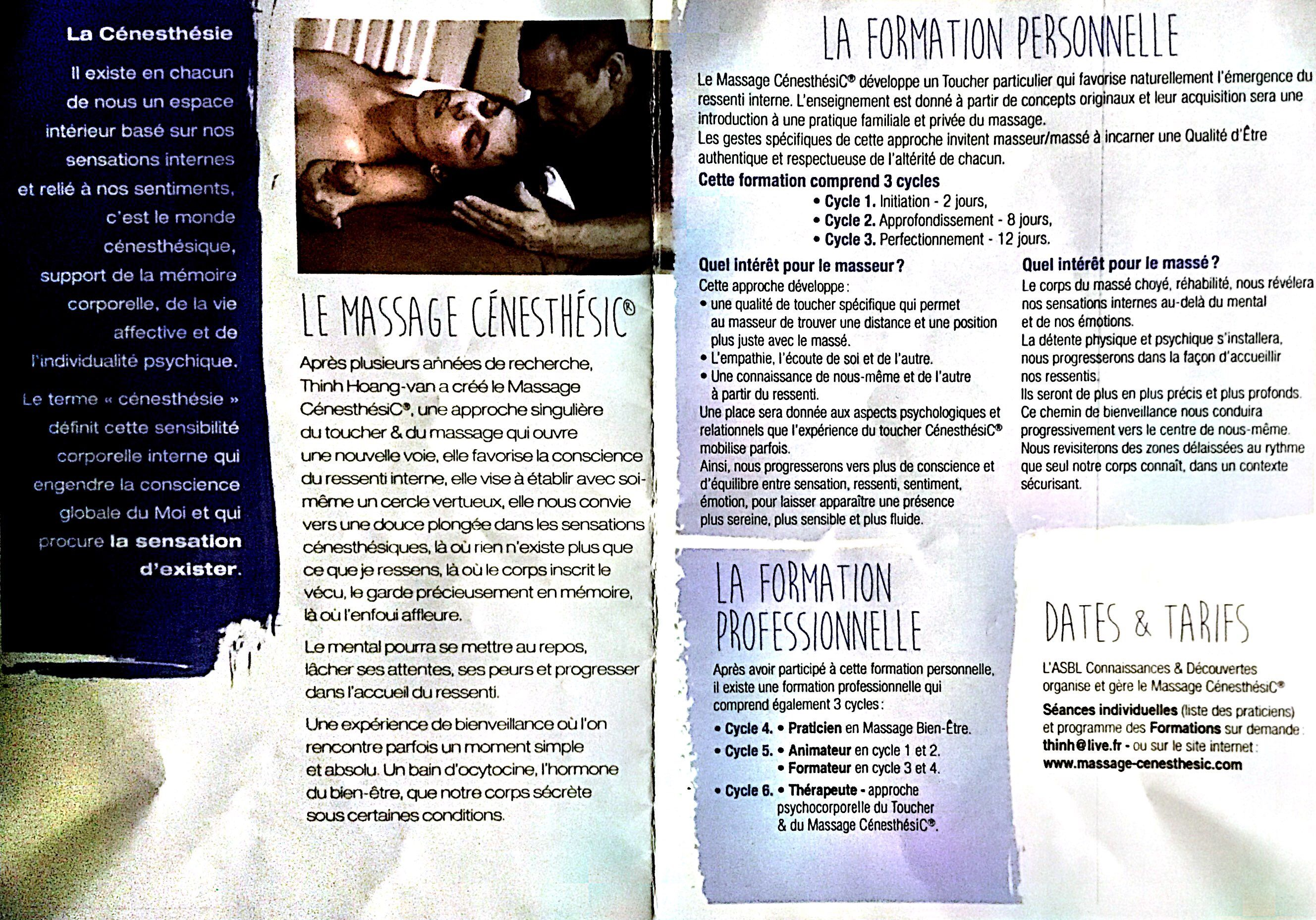 Massage, Massage Therapy