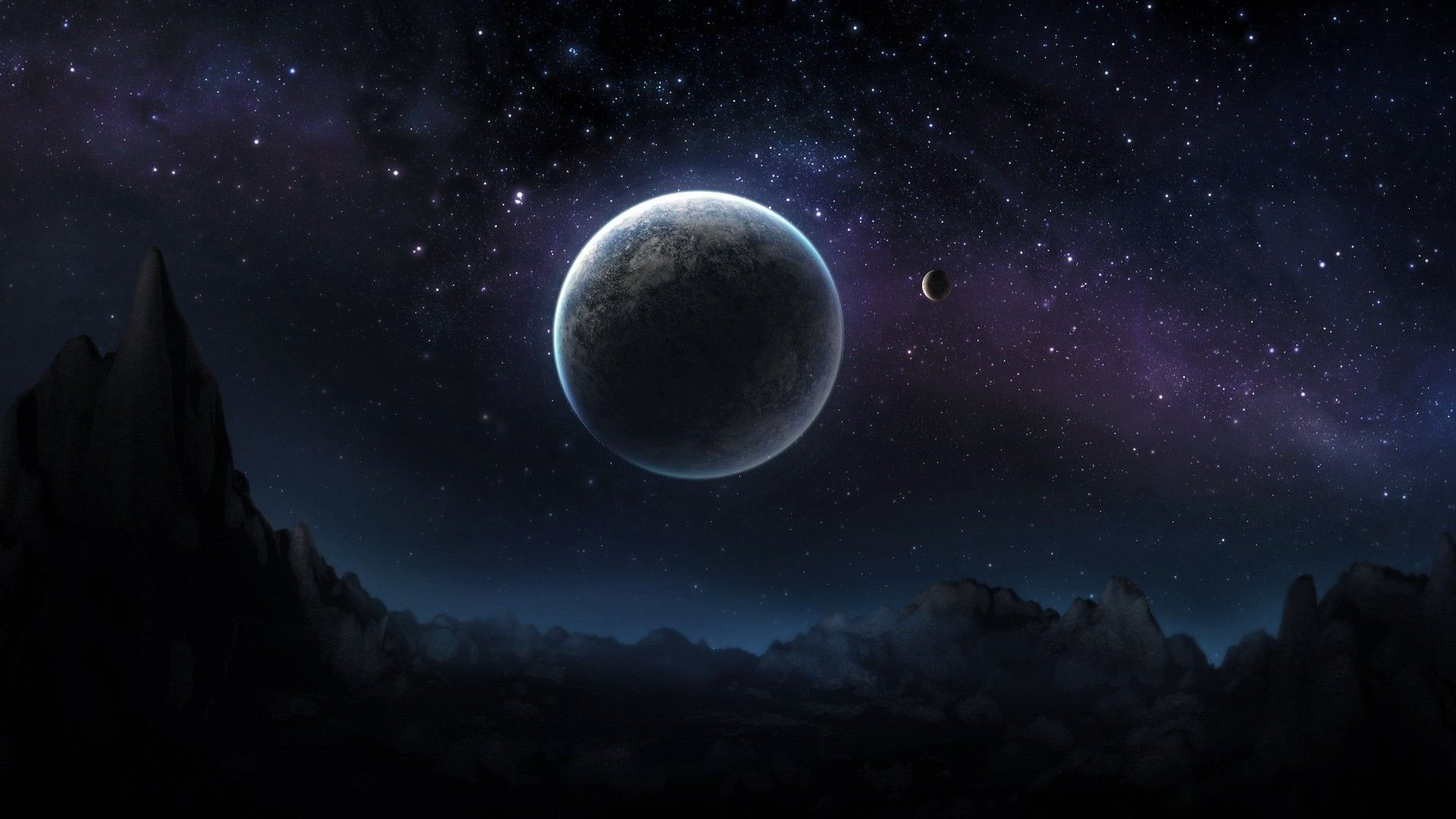 41++ Cool night backgrounds background