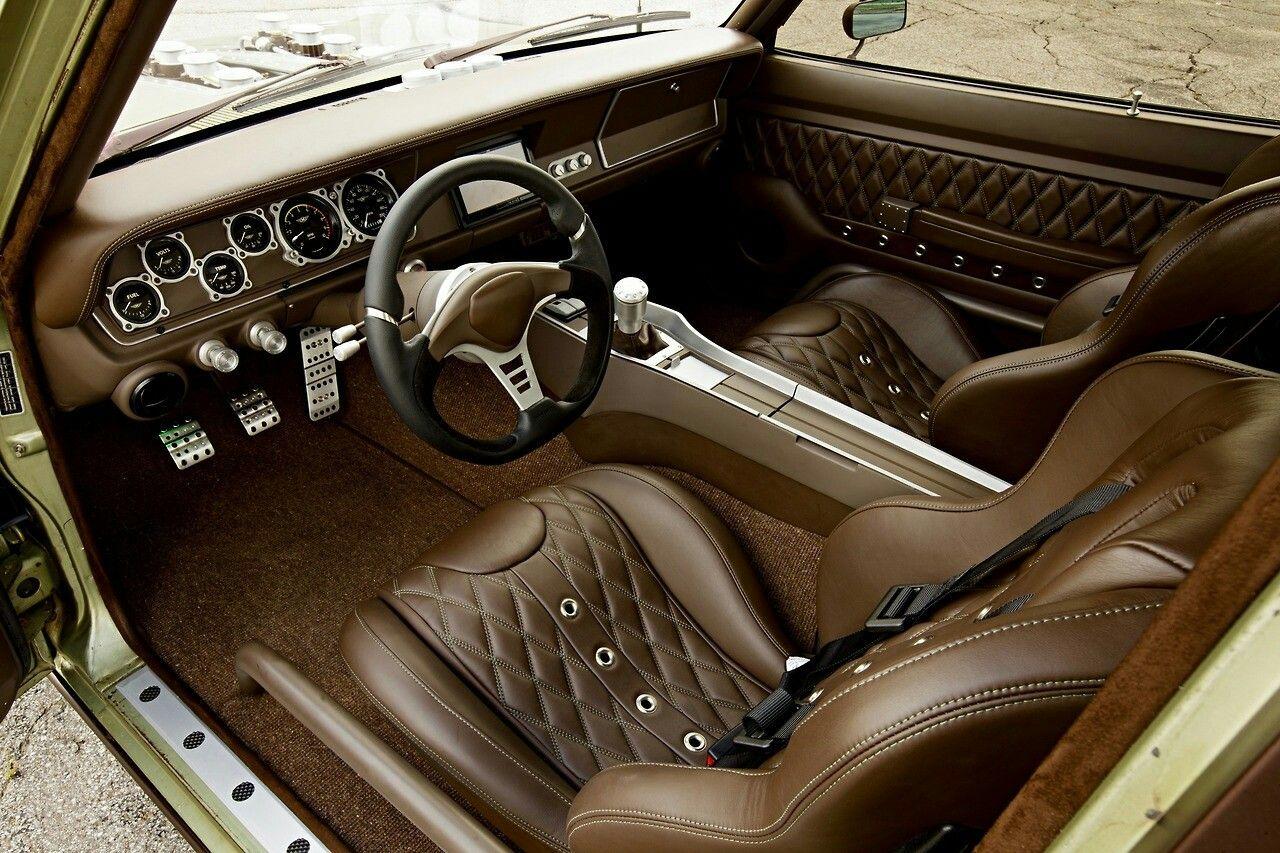 Pin by Ricardo Valero on Interiors | Car interior design ...