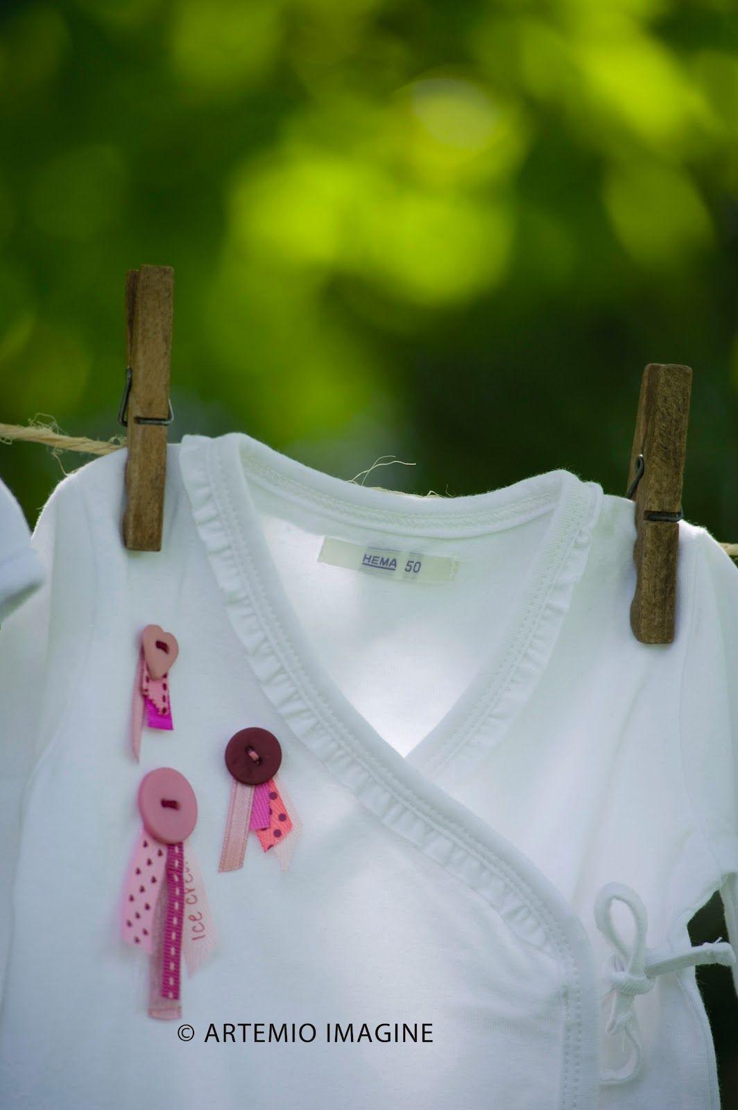 Ideas Para Personalizar La Ropa De Tu Bebe Ropa De Bebe  ~ Ideas Para Decorar Camisetas Infantiles