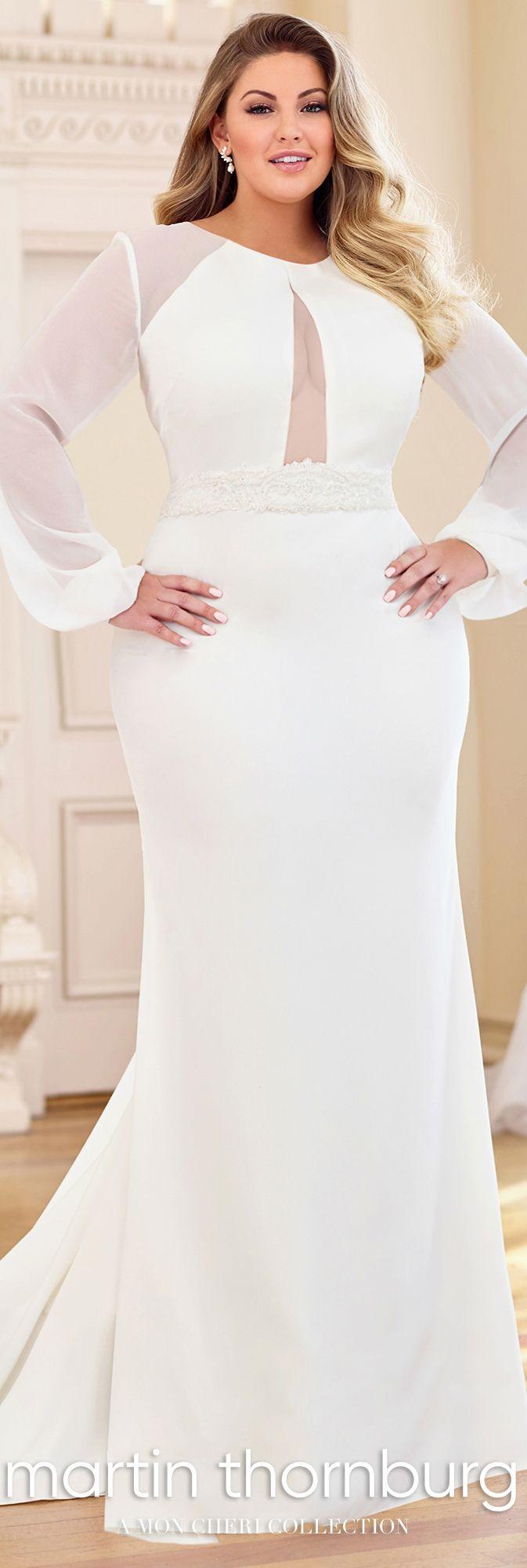 Plus size wedding dresses burlington nc, Adrianna papell plus size ...