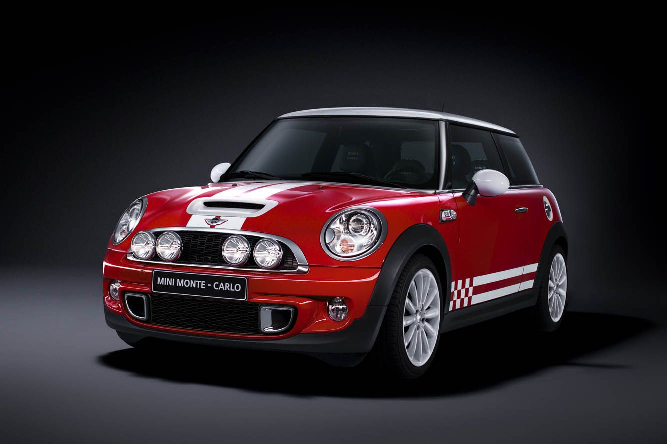 mini cooper s monte carlo limited edition wonderful. Black Bedroom Furniture Sets. Home Design Ideas