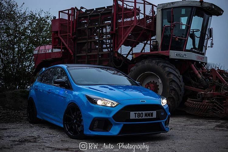Photo From Rw Auto Photography Ford Focus Rs Ford Focus Rs