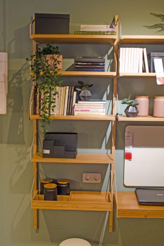 DER IKEA TREND: NATURAL MEETS MID CENTURY & INDUSTRIAL