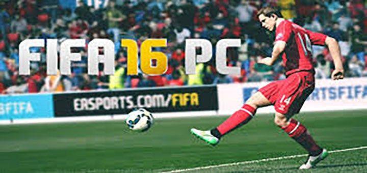 Fifa 16 Pc Download Full Version Fifa 16 Fifa Sports