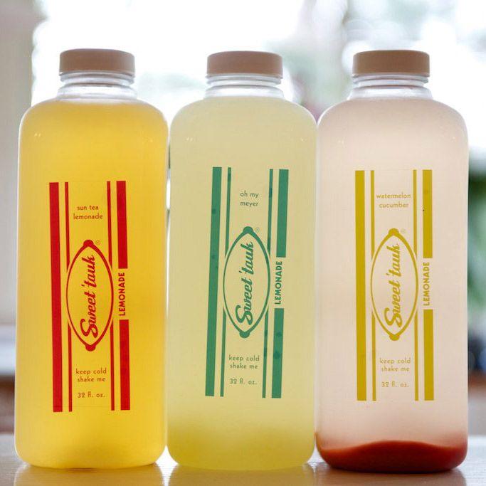 Sweet 'tauk Lemonade - Celebrate the season with the Hamptons' local juice