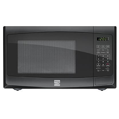 Kenmore 0 9 Cu Ft Countertop Microwave Black Item