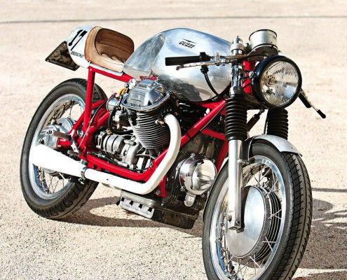 Moto Guzzi V7 Sport 'Ordigno 17' #MaurizioRenna