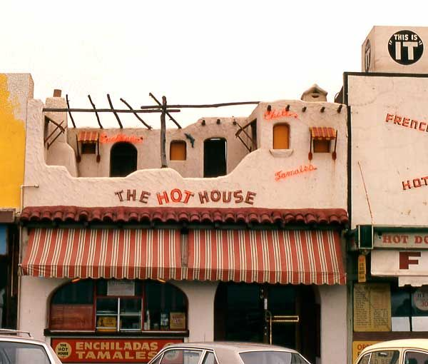 Playland Western Neighborhoods Project San Francisco History Hot House The Neighbourhood California Dreaming