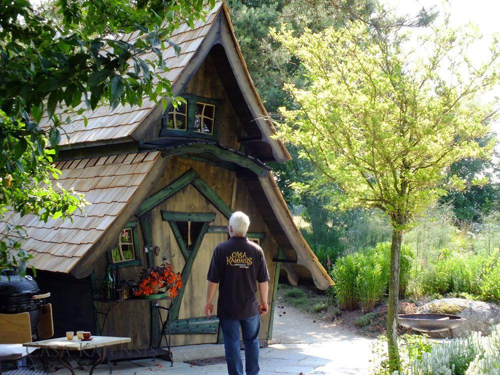 Kato, Gästehaus Haus, Märchenhaus und Holzhaus
