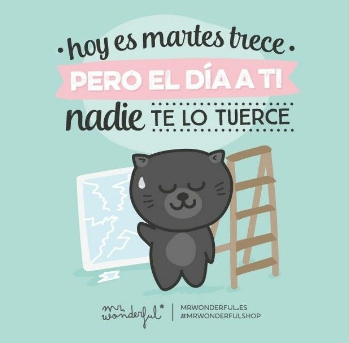 Martes 13: Mr Wonderful And