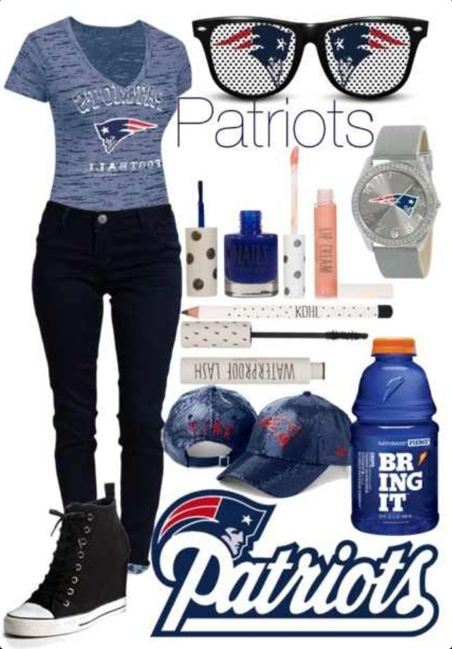 d8077eb3fa0e New England Patriots outfit good for some Sundays this year ...