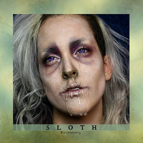 S L O T H Done By Pompberry An Extremely Underrated