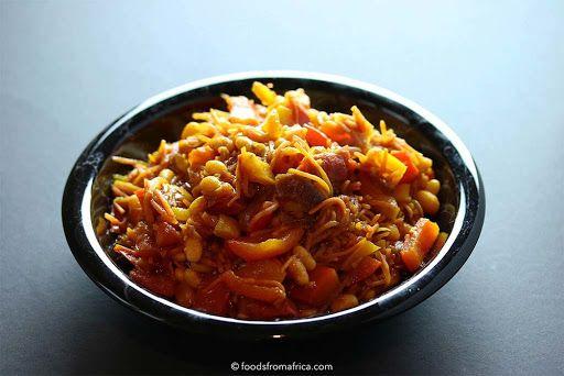 South African Chakalaka Recipe | Yummly