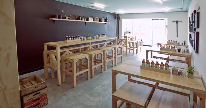 canalla taqueria fast food restaurant manifiesto futura san pedro 02 canalla taqueria fast food restaurant by - Fast Food Store Design