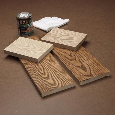 Try The Look Of Ash And Save Some Cash Staining Wood Wood