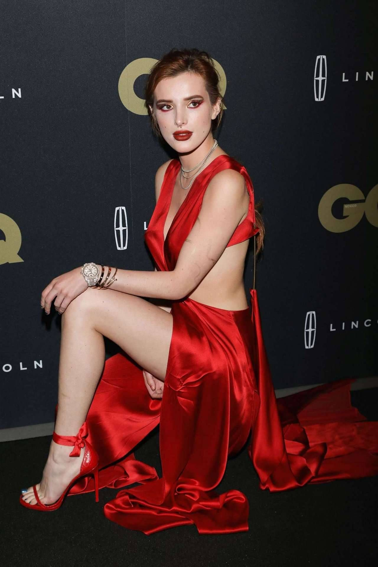 Watch Bella thorne gq mexico magazine finally without glitter video