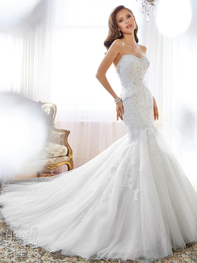 sophia tolli wedding dress 2015 adelie   The obligatory wedding ...