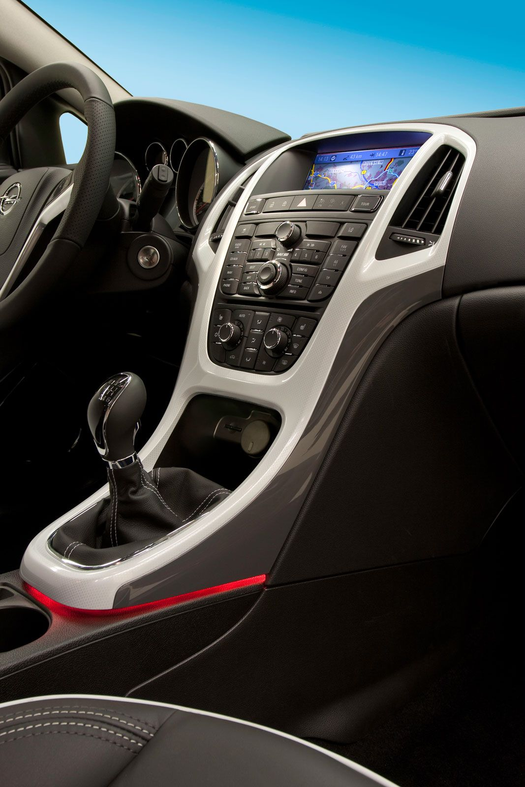 Opel Astra GTC - Interior | All Aspects of Opel Cars | Pinterest ...