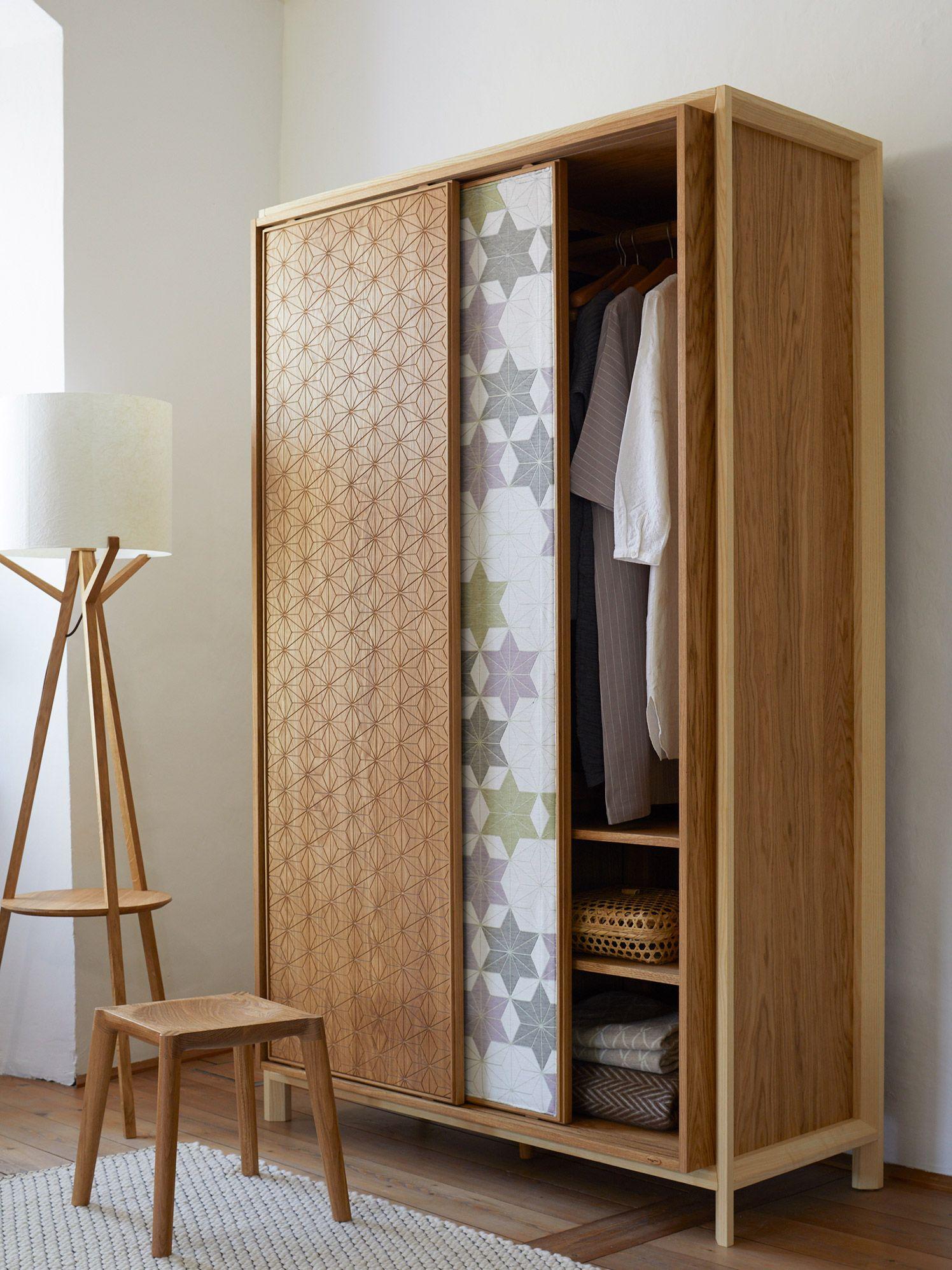 Asanoha Kleiderschrank Kleiderschrank Schrank Wohnung Schlafzimmer