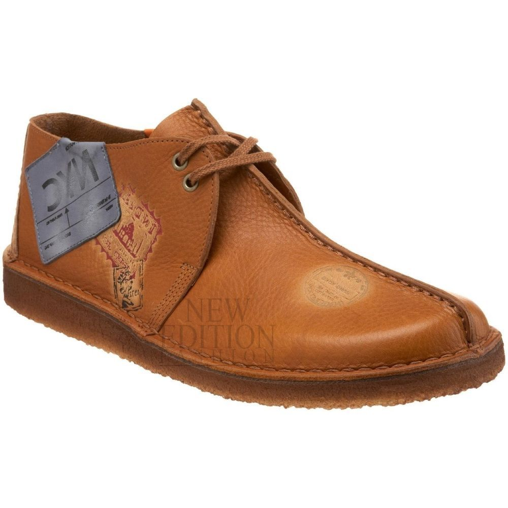 d98de78cf912 Clarks Originals Desert Trek Limited Edition Premium Leather 75551 Travel  Trek