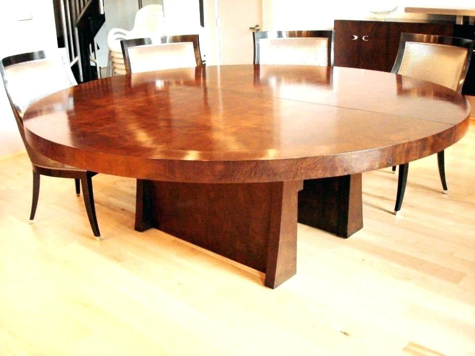 12 Person Dining Table Person Dining Table Round Dining Table For
