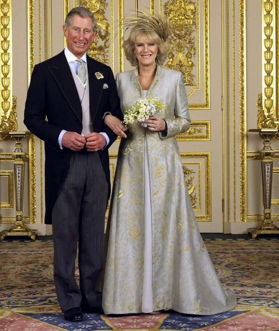 Vor 10 Jahren Heiratete Prinz Charles Seine Camilla Royale Hochzeiten Hochzeit Hochzeit Bilder