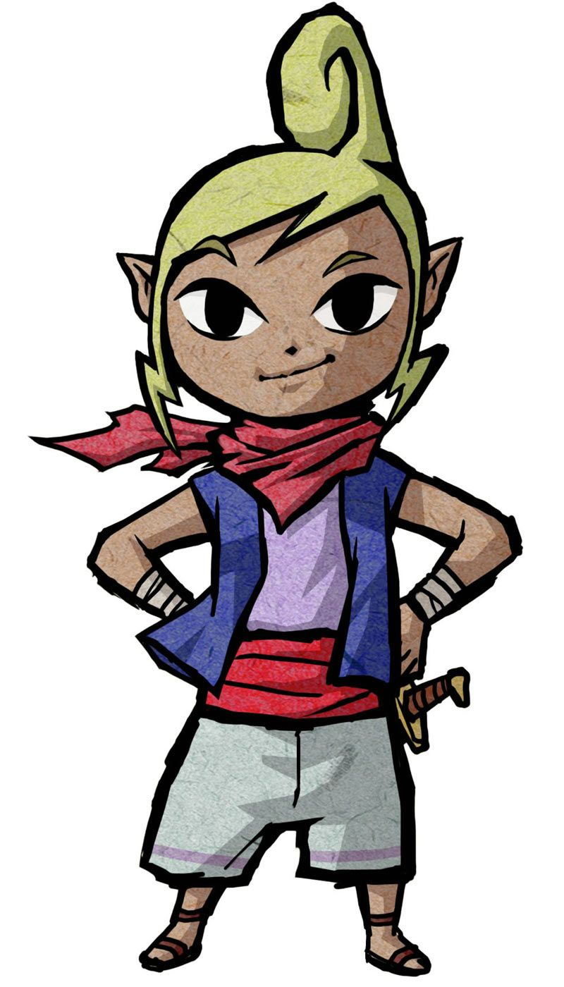 Tetra - The Legend of Zelda: The Wind Waker HD. I REALLY want to ...
