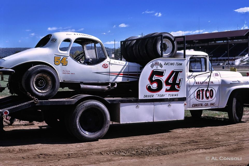 Tobias - History old race car haulers, any pictures? - Page 3 - THE ...