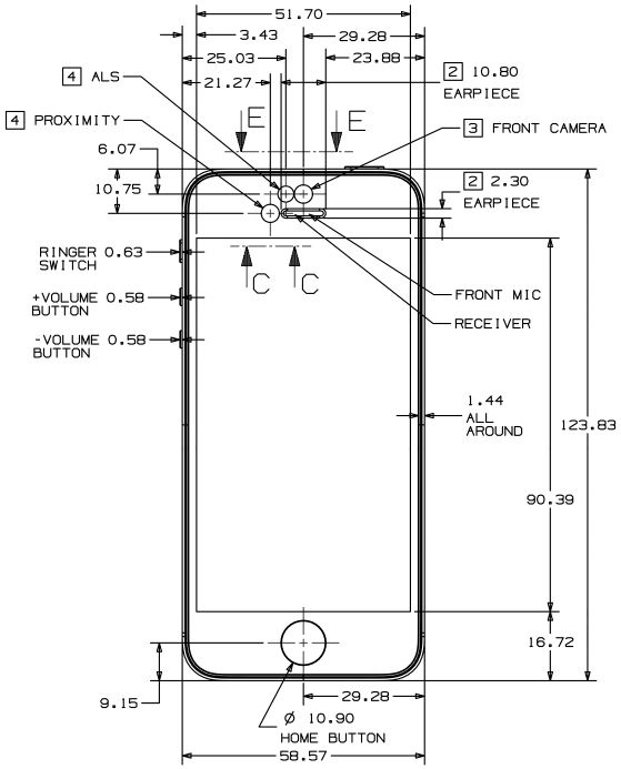 Iphone 5 in 2019