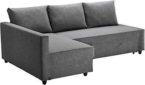Amazon Com The Light Gray Friheten Thick Cotton Sofa Cover