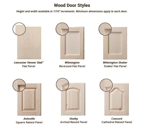 Custom Cabinet Door Styles Unfinished Kitchen Cabinets Cabinet Door Styles Cabinet Doors For Sale