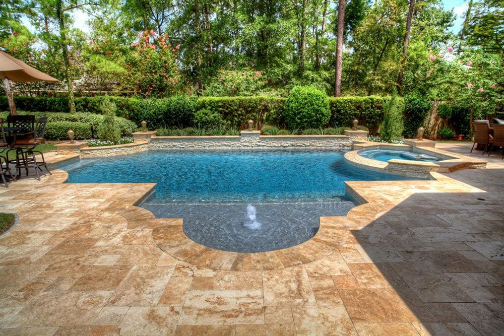 Outdoor Pool Designs That You Would Wish They Were Yours | Pool ...
