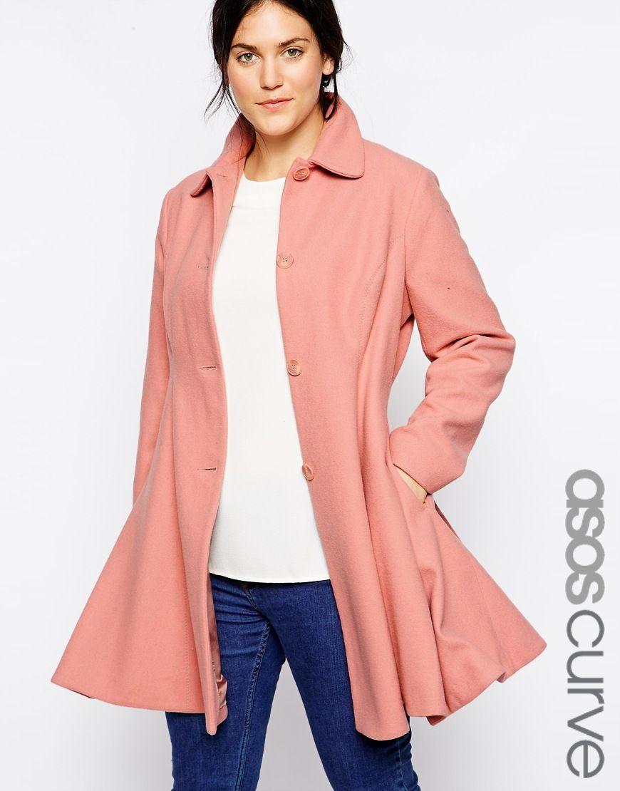 ASOS Swing Coat | Fashion | Pinterest | Coats, Swing coats and Swings