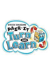 Steck-Vaughn Pair-It Turn and Learn Transition 2-3