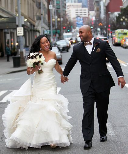 Weddings Lance Laury And Janae Brown My Cousin In Essence Magazine I Go Boy