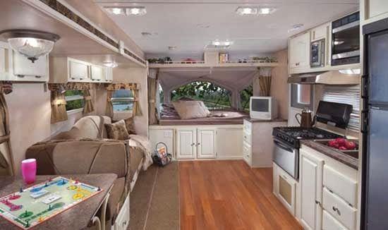 Hybrid Camper Interiors