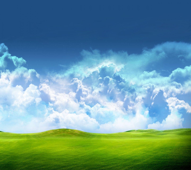 Free Screensavers and Wallpaper cloud 1440x1280 free